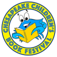 Chesepeake Children's Book Festival Logo