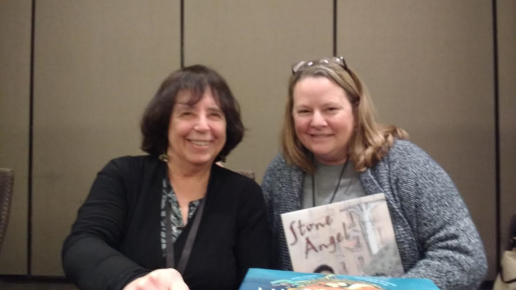 With Jane Yolin at SCBWI 2016